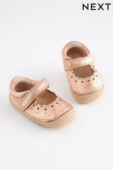 Crawler Mary Jane Shoes