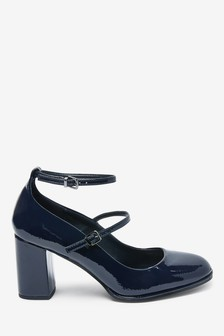 Ankle Strap Mary Jane Shoes