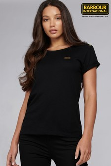 Barbour® International Metallic Mini Logo Baltimore T-Shirt