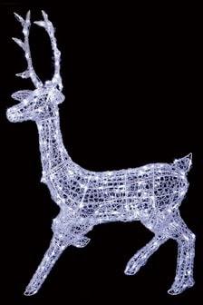 Stag Flashing Decoration by Premier Decorations Ltd