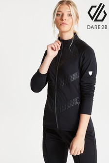 Dare 2b Black Dominion Core Stretch Sweater