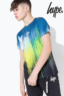 Hype. Spray Drips Kids T-Shirt