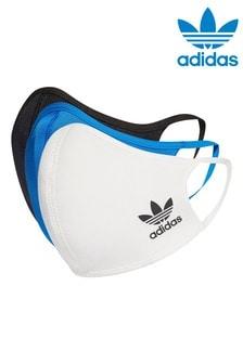 adidas Originals M/L Face Covering 3 Pack