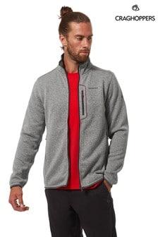 Craghoppers Grey Bronto Fleece Jacket