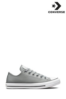 Converse CTAS Grey Ox Low Top Trainers