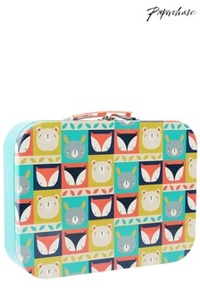 Paperchase Character Tin Lunchbox