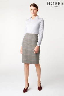Hobbs Grey Sophia Skirt