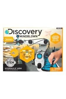 Disovery Mindblown DIY Robotic Arm with Hydraulic