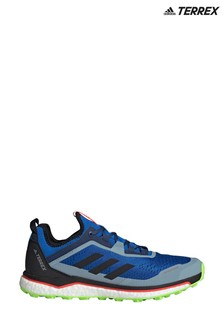 adidas Terrex Blue Agravic Flow Trainers