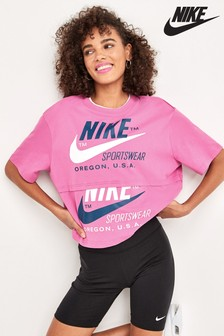 Nike JDI. DIY Cropped T-Shirt