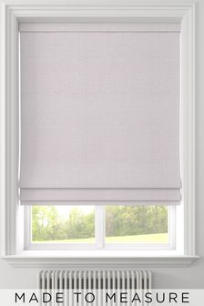 Craven Heather Purple Made To Measure Roman Blind