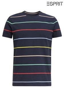 Esprit Blue Stripe T-Shirt