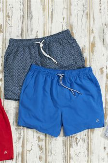 Swim Shorts Two Pack