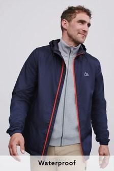 Waterproof Packable Jacket With Bag