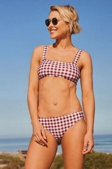 Emma Willis Bandeau Bikini Top