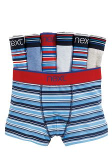 Stripe Trunks Seven Pack (2-16yrs)