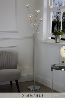 Flora 5 Light Floor Lamp