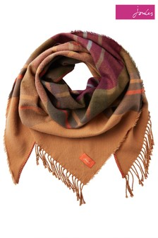 Joules Wilstow Triangle Scarf