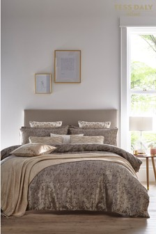 Tess Daly Exclusive To Next Lux Duvet Cover and Pillowcase Set