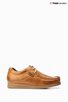 Base London® Tan Wallabee Boots