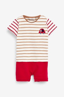 Stripe Romper (0mths-2yrs)