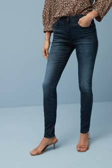 Stiletto Skinny Jeans