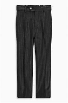 Garnitur w paseczki: spodnie (12m-cy-16lata)