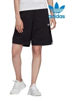 adidas Originals Black RVY Shorts