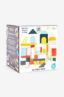 Le Toy Van Building Blocks Bag