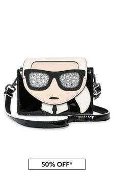 Karl Lagerfeld Girls Black Bag