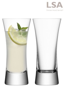 Set of 2 LSA International Moya Large Tumblers