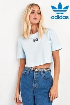 adidas Originals RYV Cropped T-Shirt