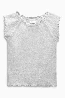 Lettuce Edge Short Sleeve T-Shirt (3-16yrs)
