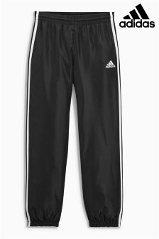 adidas Black Woven Performance Jogger