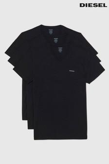 Diesel® Logo T-Shirts 3 Pack