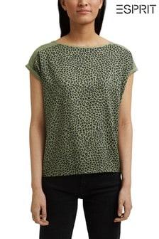 Esprit Green T-Shirt