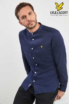 Lyle & Scott Grandad Shirt