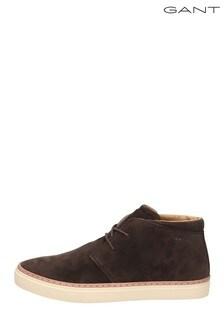 GANT Brown Bari Low Boots