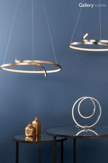 Gallery Direct Gold Yussef Pendant