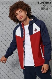 Superdry Echo Beach Colourblock Jacket
