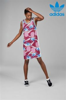 adidas Originals Printed Tank Dress