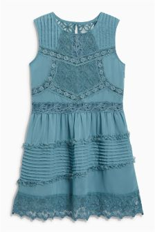 Lace Dress (3-16yrs)
