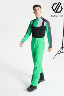 Dare 2b Green Achieve Ii Waterproof Ski Pants