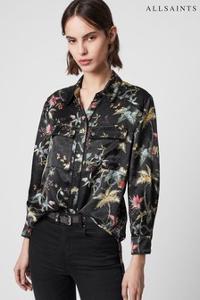 AllSaints Multi Esther Blouse