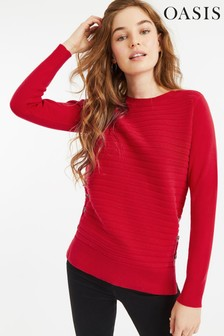 ed0bbb517ee5 Buy Women's knitwear Knitwear Red Red from the Next UK online shop