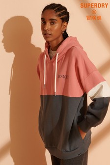 Superdry NYC Times Colourblock Hoody