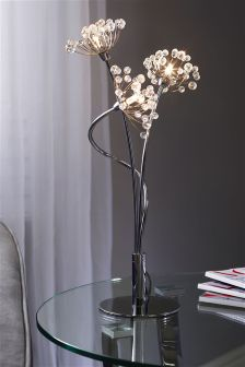 Flora 3 Light Table Lamp