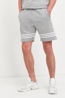 adidas Originals Grey Outline Shorts