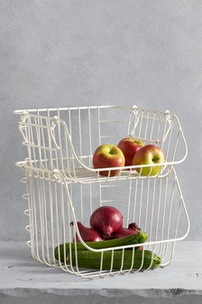 2 Tier Fruit And Veg Holder