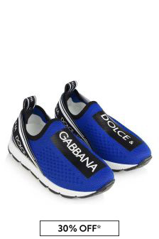 Dolce & Gabbana Kids Kids Slip-On Trainers